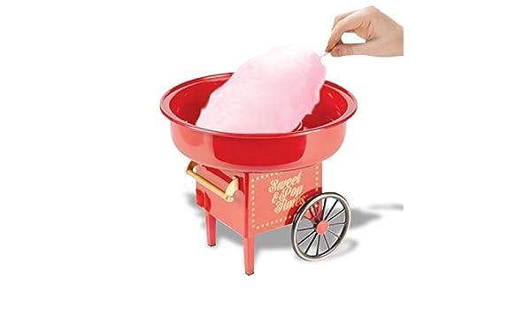 Máquina del caramelo de algodón dulce pop veces: Amazon.es: Electrónica