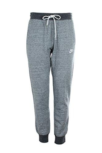 Nike Mens Sportswear Legacy Jogger Sweatpants Carbon Heather/Sail 805150-091 Size X-Large