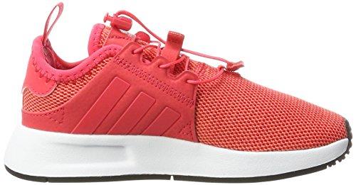 adidas X_PLR C, Zapatillas Unisex Niños Rot (Red)