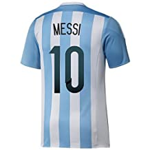 Youth MESSI # 10 World Cup ARGENTINA Home jersey with shorts -Many sizes/ages