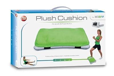 Cta Digital Plush Cushion For Wii Fit U Wii Fit from CTA Digital