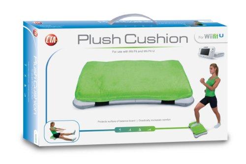 CTA Digital Plush Cushion For Wii Fit U & Wii Fit