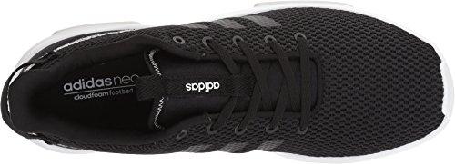 Adidas Neo Women's CF Racer TR W Road-Running-Shoes,Black/Black/Grey One,8.5 Medium US