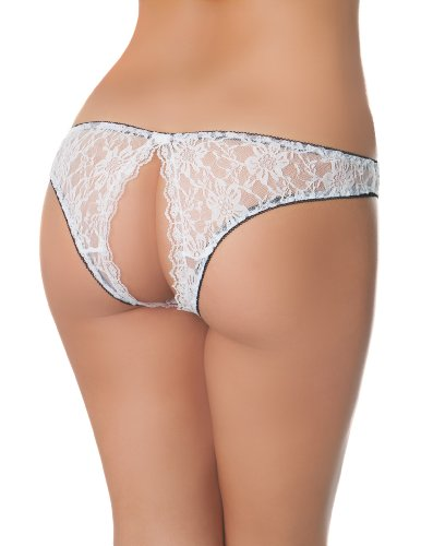 how to make crotchless panties