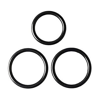 O-Rings Gasket Seal Set Engine Radiator Hose And T-pipe coolant leak Repair Replacement Fit Ford F-150 5.0L Mustang DR3Z-8566-A & 2x BC3Z-8590-F: Automotive