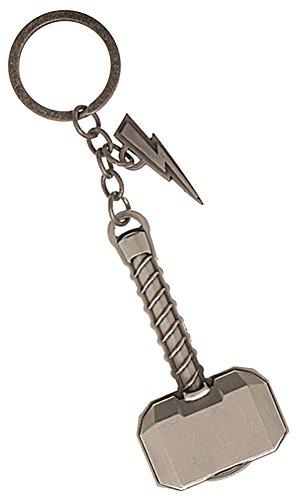 BioWorld - Thor Ragnarok - llavero del martillo de Mjölnir ...