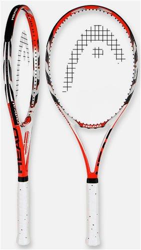 HEAD Microgel Radical MP Unstrung Tennis Racquet (4 1/4)