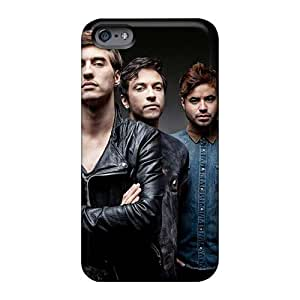 Protective Hard Phone Case For Iphone 6 With Allow Personal Design Lifelike Papa Roach Series ChristopherWalsh