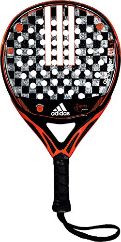 Amazon.com : adidas Adipower Control 1.9 Orange/Black/Silver Advanced-Professional Padel Racket : Sports & Outdoors
