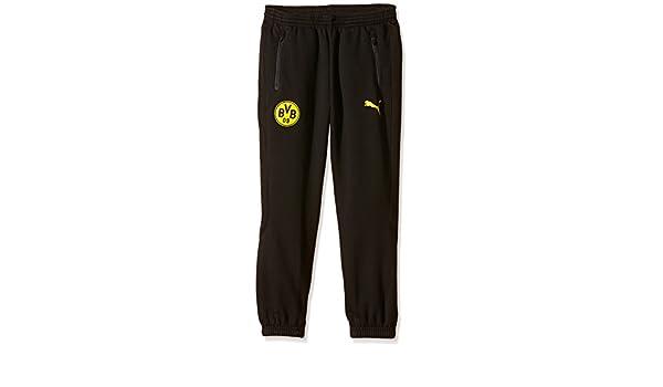 PUMA pantalón de chándal para Hombre del Borussia Dortmund, otoño ...