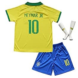 A chacun son Pays Shirt BRESIL - Football - Brasil - Taille Adulte Homme