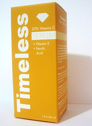20% Vitamin C  E Ferulic Acid Serum 1 oz.