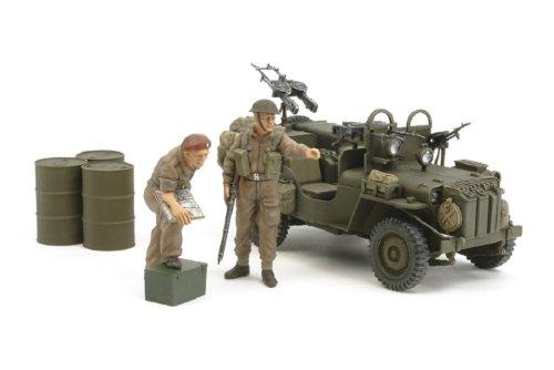 Tamiya Models British SAS Commando Vehicle