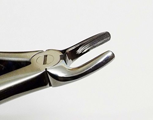 Pedodontic Tooth Extracting Forceps for Upper Incisors Dental Instruments Tasrou