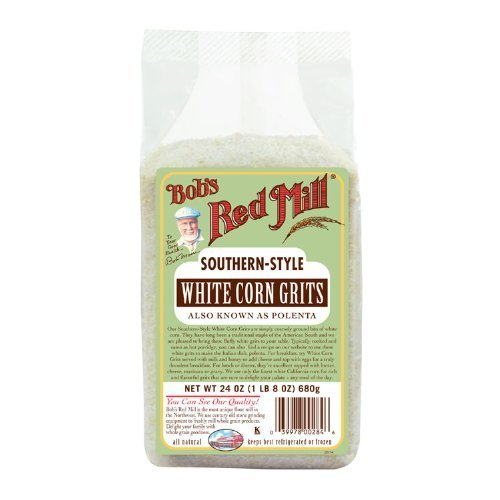 White Corn Grits (Pack of 4)
