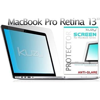 "Kuzy - Retina 13"" Anti-Glare Screen Protector for Older MacBook Pro 13.3"" w/ Retina Display A1502/A1425 Anti-Glare,Anti-Fingerprint Matte"