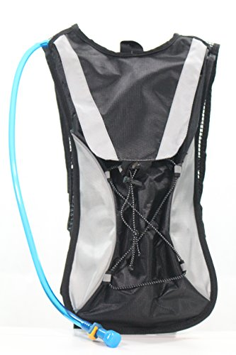 WilderMind 2L Sport Hydration Pack – Running, Cycling, Hiking, Jogging