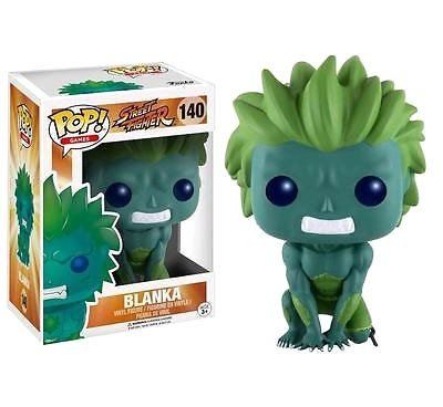 Funko Pop! Street Fighter - Blanka Exclusivo !!!