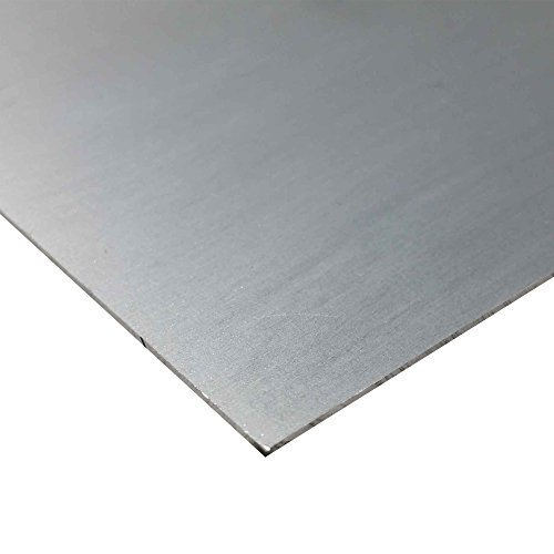 Online Metal Supply 7075-O Alclad Aluminum Sheet, Thickness: 0.040 inch, Width: 12 inches, Length: 24 inches ()