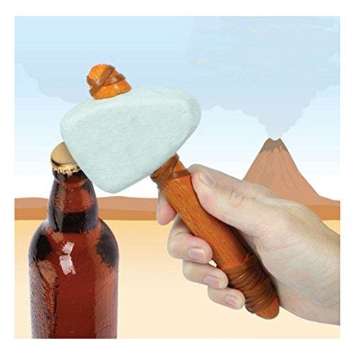 KMN Store Original Stone Age-Caveman Bottle Opener Beer