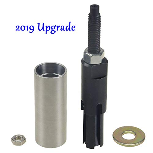 (Vincool Injector Tube Remover/Installer Tools for GM 6.6L Duramax Diesel, 2001 to Present, Similar to OTC-7222, Replaces J-45910 )
