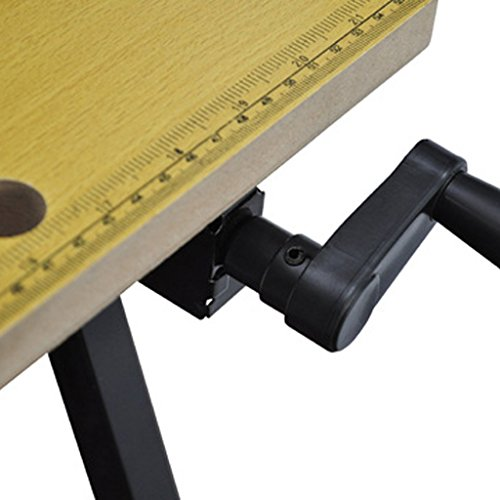 Festnight Portable Durable Work Bench for Cutting Painting Measuring 24.4'' x 22'' x 29.5'' by Festnight (Image #3)