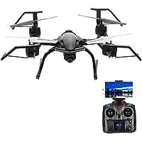 Goolsky 668-R8WH 2.4G 4CH 0.3MP Camera Wifi FPV Drone Altitude Hold One Key Return G-sensor Quadcopter