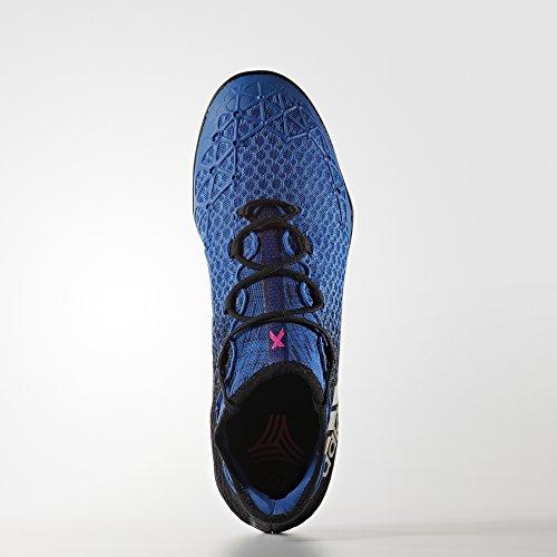 adidas X Tango 16.1 In, para los Zapatos de Entrenamiento de Fútbol para Hombre, Azul (Blu Azul/Ftwbla/Negbas), 40 EU