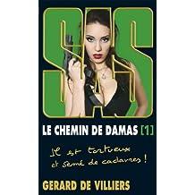 SAS 193 Le chemin de Damas T1 : Il est tortueux et semé de cadavres ! (French Edition)