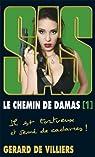 SAS, tome 193 : Le chemin de Damas, tome 1 par Gerard De Villiers