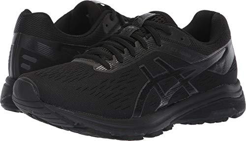 ASICS GT-1000 7 Men's Running Shoe, Black/Phantom, 11.5 M US