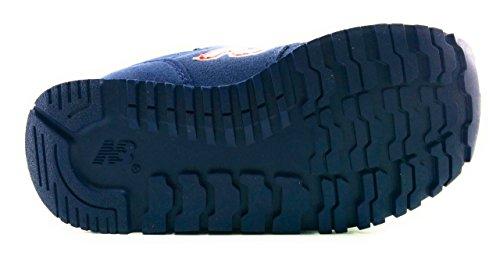 New Balance Kv373ndy, Zapatillas de Deporte Unisex Niños Azul