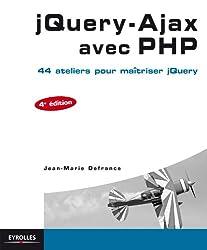 jQuery-Ajax avec PHP (4e édition)
