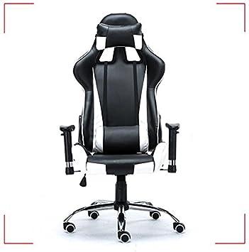 Merveilleux Black Office Chairs Gaming Chair Racing Seats Computer Chair Rocker(item  #251240)