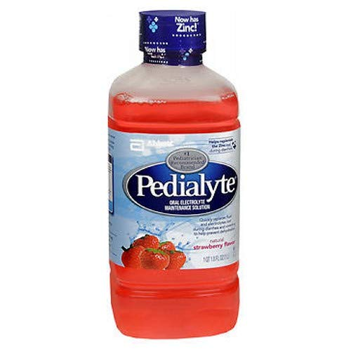 Pedialyte - Strawberry - 4 ct.