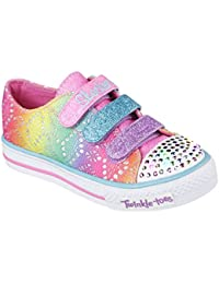 : Skechers Girls Twinkle Toes: Clothing, Shoes