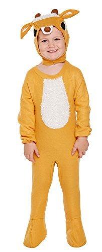 Henbrandt Reindeer Toddler Fancy Dress Costume 3 -