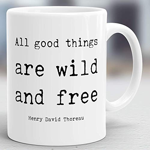 mugs inspirational quotes wild and free buyer's guide