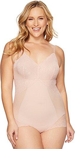 - SPANX Women's Plus Size Spotlight On Lace Bodysuit Vintage Rose 2X