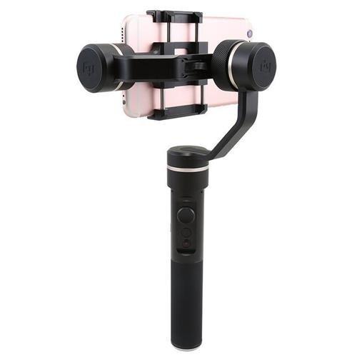 FeiyuTech SPG 3軸手持ちジンバル スマート垂直モード iPhone  GoPro HEROに対応 360°カメラ旋回操作対応   B01MYPF7EU