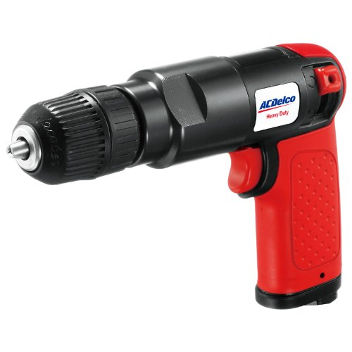 ACDelco AND303 3/8-inch Composite Drill Pneumatic Tool, 1800 RPM