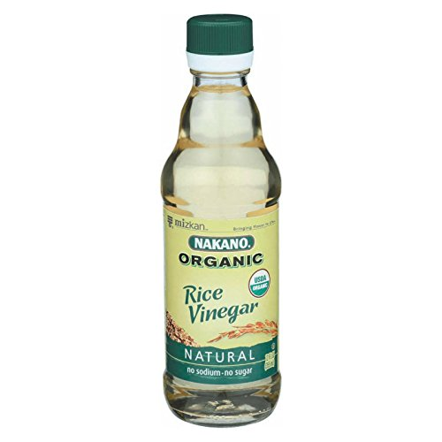 Nakano Vinegar Rice Natural Organic, 12 oz by Nakano