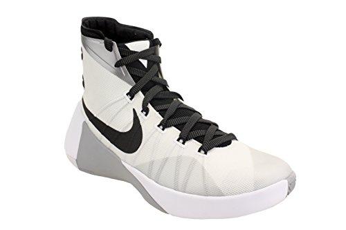 Black Negro Gris Uomo white Multicolore blanco Scarpe 2015 Sportive Hyperdunk Grey wolf Nike anRvZqq