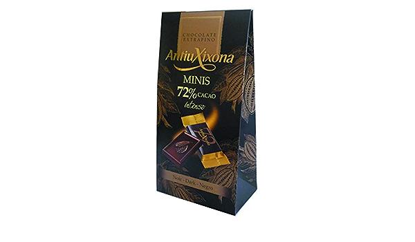 Minitabletas de Chocolate (chocolatinas individuales) estuche ...