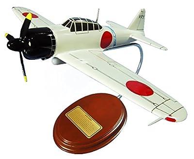 Mastercraft Collection Mitsubishi A6M Zero Saboru Sakai Japanese World War II Imperial Japanese Navy Airplane Plane Fighter Model Scale:1/39