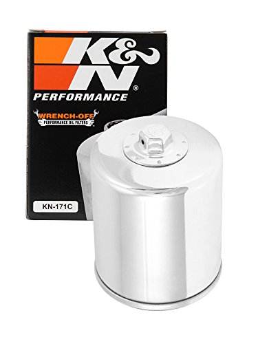 K&N KN-171C Harley Davidson/Buell High Performance Oil Filter