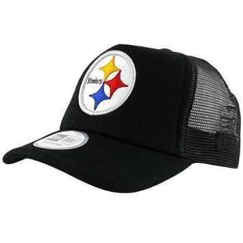 New Era Pittsburgh Steelers vacaciones gorra NFL Cap: Amazon.es ...