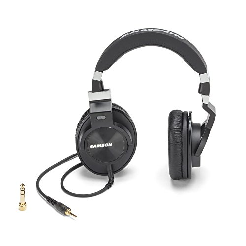 Pack Z55 (Samson Z55 Closed Back Over-Ear Professional Reference Headphones)