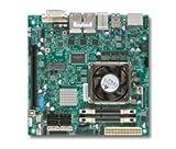 Supermicro Motherboard MBD-X9SPV-M4-3UE-B Core i7 -3517UE QM77 16GB DDR3 PCI Express SATA Mini-ITX Brown Box