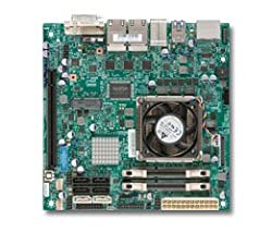Supermicro Motherboard MBD-X9SPV-M4-3UE-B Core i7 -3517UE QM77 16GB DDR3 PCI Express SATA Mini-ITX Brown Box